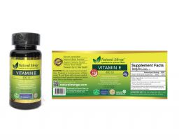Packaging NM VitaminE